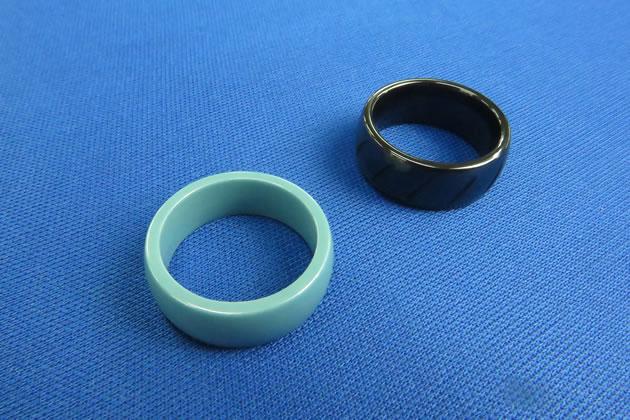 ジルコニアリング(指輪)