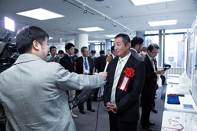 平成29年度京都中小企業特別技術賞を受賞2