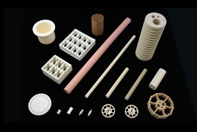 ヒーター用絶縁材/耐熱部品用 セラミックス