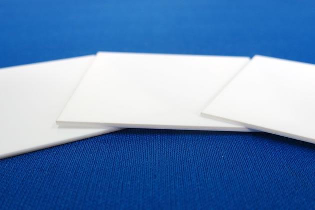 標準サイズ セラミックス基板 薄板(アルミナ96%・窒化アルミ ALN170W)