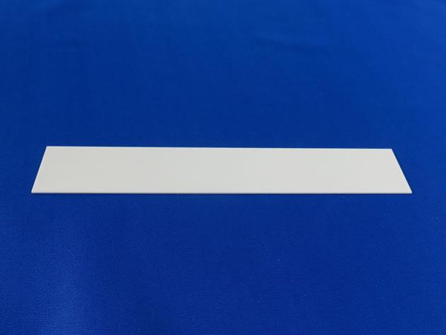平面度5ミクロンの薄板形状アルミナ